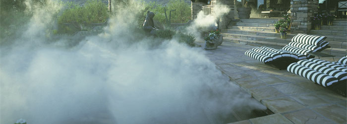 How to Create the Perfect Mist of Coolness on Your Patio