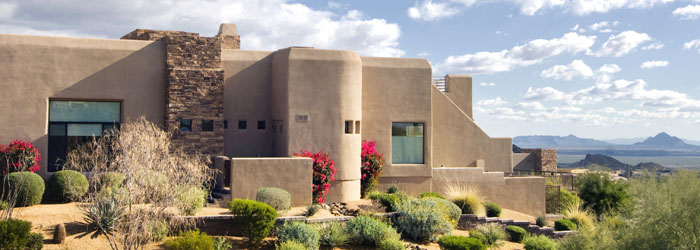Why Stucco Is So Popular in the Desert