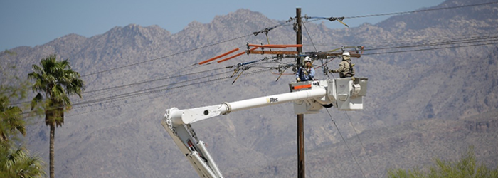 Security of the Electric Grid System in Arizona