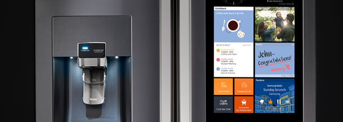 Get Ready to Phone Your Refrigerator